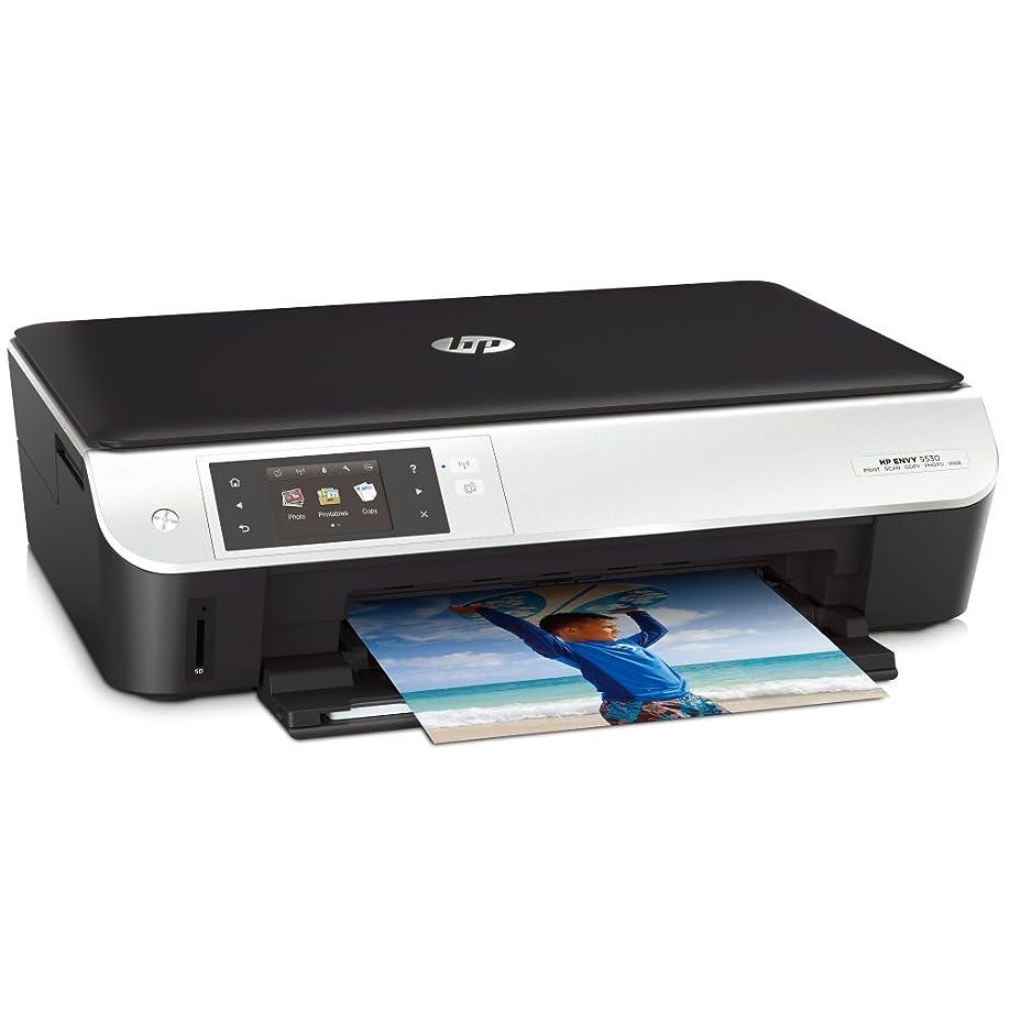 事件、出来事休み爆発HP プリンター インクジェット 複合機 ENVY5530 A9J40A#ABJ ( ワイヤレス / 自動両面印刷 ) ヒューレット?パッカード