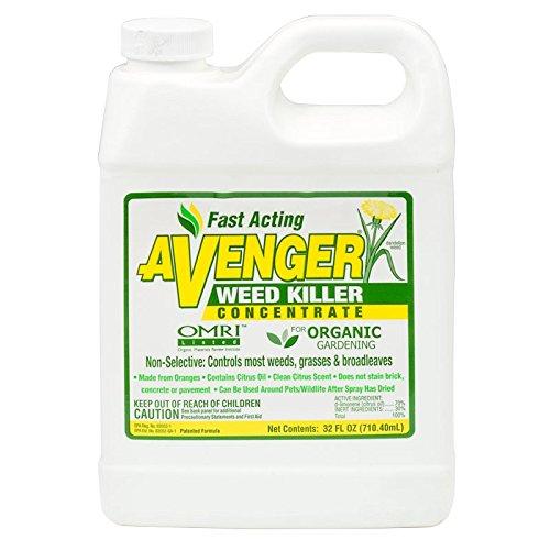 BEST SUPPLY Avenger Weed Killer Concentrate 32oz