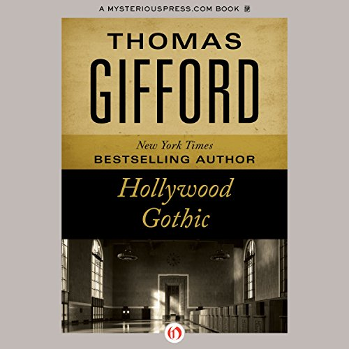 Hollywood Gothic audiobook cover art