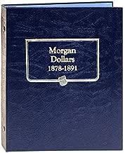 Whitman US Morgan Dollar Album Volume 1 1878 - 1891 #9128