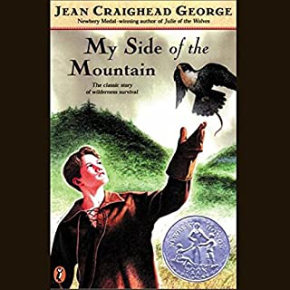 My Side of the Mountain audiobook cover art