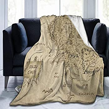 Best middle earth blanket Reviews