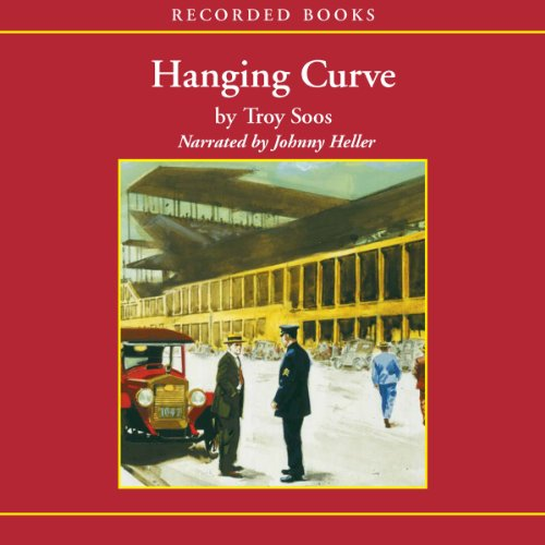 Hanging Curve audiobook cover art