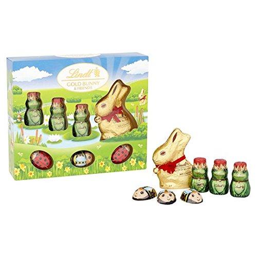 Lindt Oro coniglietto E Pasqua Amici 112G