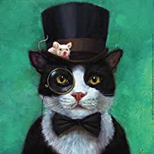 cat in the hat artwork