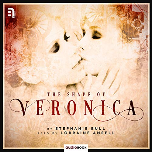 The Shape of Veronica audiobook cover art