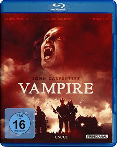 John Carpenters Vampire / Uncut [Blu-ray]