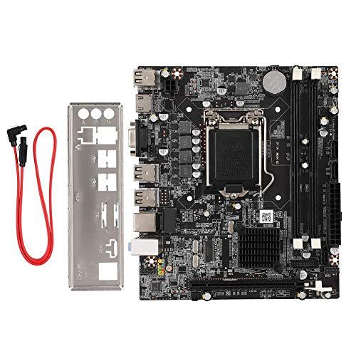 Motherboard, H55M USB LGA1156 Desktop Mainboard, Hochleistungs Computer Mainboard Unterstützung DDR3 1333/1066 Speicher, Unterstützung Core CPU der ersten Generation