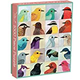 Galison Avian Friends 1000 Piece Jigsaw Puzzle, Multicolor, 1 EA