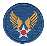 world war 2 patches - Army Air Forces WWII Shoulder Patch