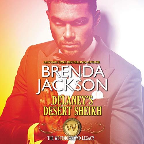 Delaney's Desert Sheikh cover art