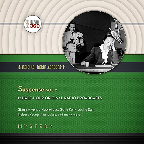 Suspense, Vol. 2 audiobook cover art