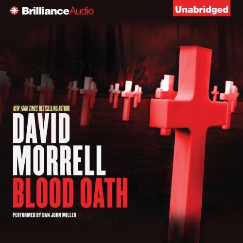 Couverture de Blood Oath