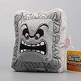NC56 Plush Toys Super Mario Bros Thwomp Dossun Character Mini Pillow Cushion Doll Kids Gift 6 15cm