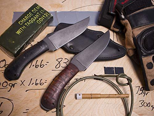 Winkler Knives II Crusher Belt Knife Walnut WK032