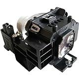 azurano Beamer-Ersatzlampe | Kompatibel mit NEC NP14LP, 60002852 | Beamerlampe mit Gehäuse | NP305, NP305G, NP310, NP405G, NP410, NP410G, NP510, NP510G, NP405, NP420, NP530, NP630, NP405+, NP410+,
