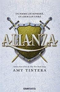 Alianza par Amy Tintera