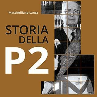 Storia della P2 copertina