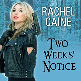 Two Weeks' Notice     A Revivalist Novel, Book 2              Written by:                                                                                                                                 Rachel Caine                               Narrated by:                                                                                                                                 Julia Whelan                      Length: 9 hrs and 27 mins     Not rated yet     Overall 0.0