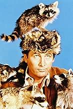 FESS Parker Davy Crockett Raccoon Hat 24x18 Poster