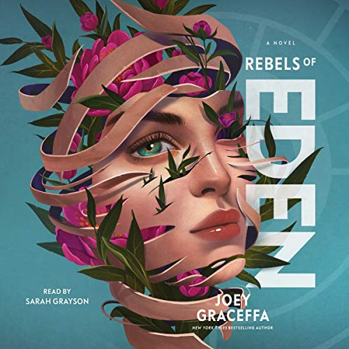 Rebels of Eden audiobook cover art