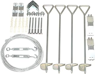 Palram Cable Anchor Kit for Snap and Grow Greenhouses