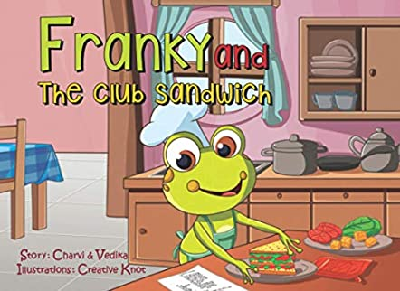 Franky and the Club Sandwich