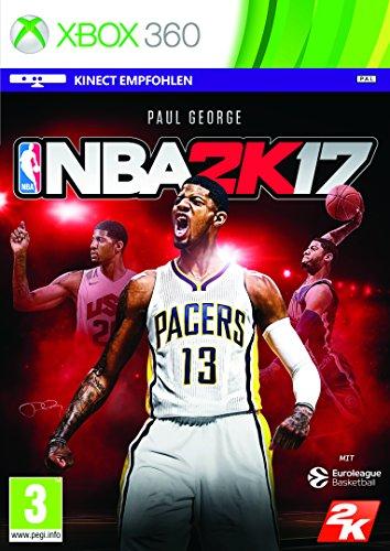 NBA 2K17 [AT Pegi] - [Xbox 360] - [Edizione: Germania]
