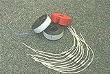 10 hilos + 2 bobinas + 1 soporte de hilo apto para...