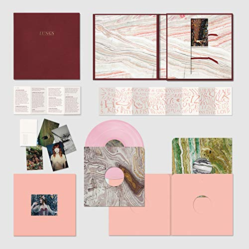Lungs [2 LP][10th Anniversary Deluxe Boxset]