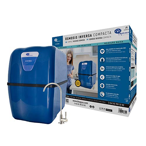 Osmosis Inversa Compacta 5 Etapas. Bbagua Home. Bbagua