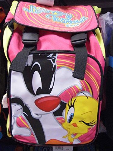 Toyland 8011688247351 Looney Tunes Sac à Dos école