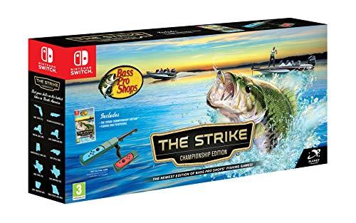 Bass Pro Shops The Strike - Championship Edition - Nintendo Switch [Importación inglesa]