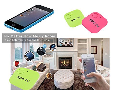Mini Smart Tag Bluetooth Finder Tracker For Keys, Wallet, Bag, Misplaced Items - Phone Locator Anti Lost Alarm Sensor / The Best Key Finder, Smart Finder Bluetooth Tracking Device