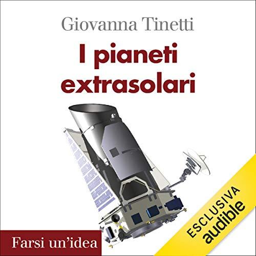 I pianeti extrasolari copertina
