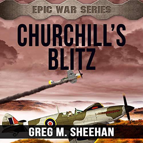 Churchill's Blitz cover art