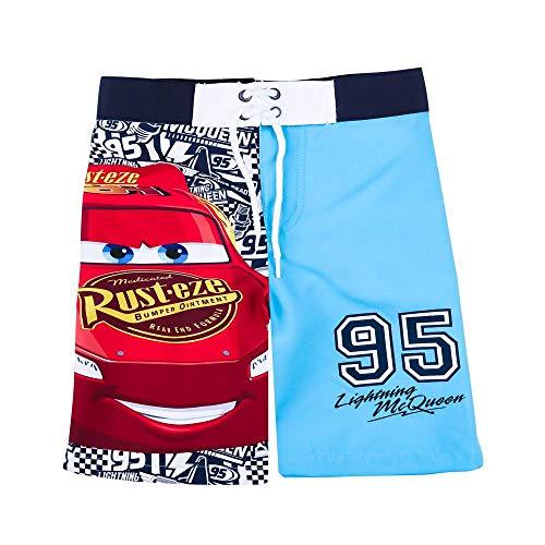 Disney jongens Cars Shorts, korte broek, lichtblauw