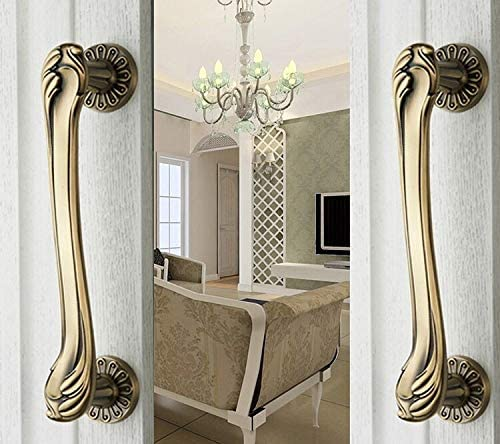 Cabinet Pull European Limited time trial price Antique Bronze Villa W Zinc Archaize Alloy Max 59% OFF