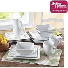 Best better homes and gardens 16 piece dinnerware set Reviews