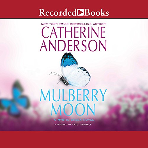 Mulberry Moon audiobook cover art