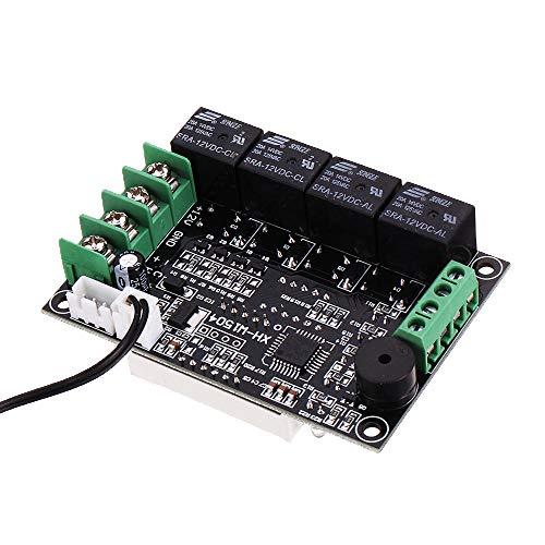 Módulo electrónico TEC Semiconductor Refrigeración Termostato Controlador de termostato automático Módulo de control XH-W1504 Equipo electrónico de alta precisión