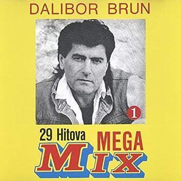 Mega Mix Br.1 (29 Hitova)