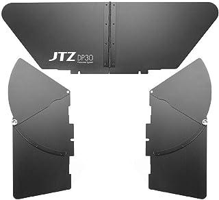 JTZ Top Flag + Side Flags Set for DP30 4x4 4x5.65 Carbon Fiber Matte Box