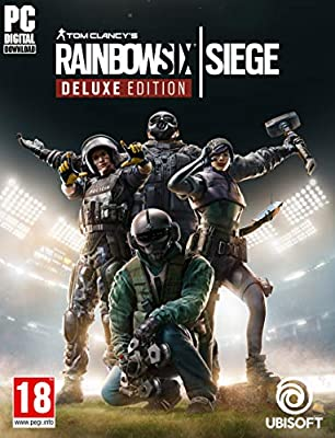 Tom Clancy's Rainbow Six Siege Deluxe Edition Year 5 | PC Code - Uplay