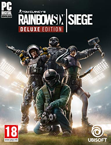 Tom Clancy's Rainbow Six Siege Deluxe Edition Year 5 | Código Uplay para PC