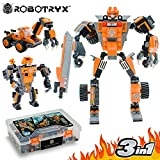 B Blesiya 11 Unids Juguetes de Letras Inglesas Ni/ños Juegos Transformando de Robot Toy