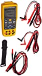 Fluke 712B RTD Temperature Calibrator, Yellow/Brown/Black/Red