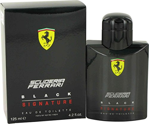 Ferrari Black Signature Eau de Toilette Vaporisateur 125ml