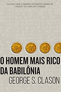 Capa do livro O homem mais rico da Babilônia