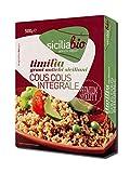 Sicilia Bio Cous Cous Integrale - Scatola - 550 g